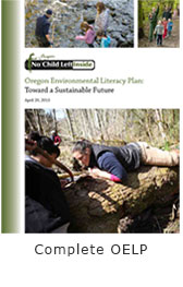oregon's environmental literacy plan